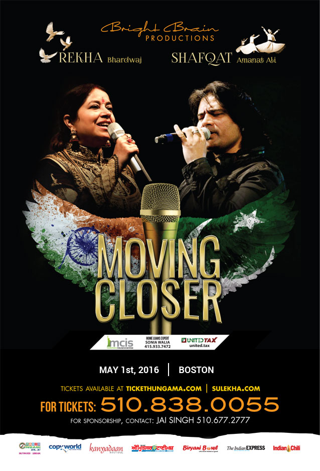 Moving Closer boston